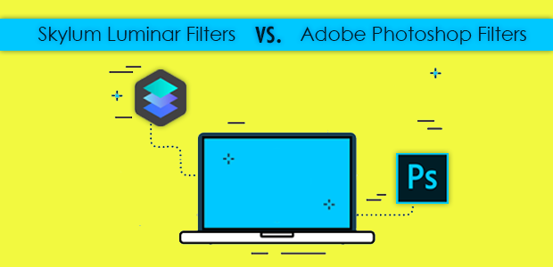 Skylum luminar filters vs. adobe photoshop filters