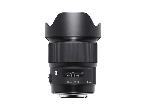 Sigma 20MM F/1.4 ART DG HSM