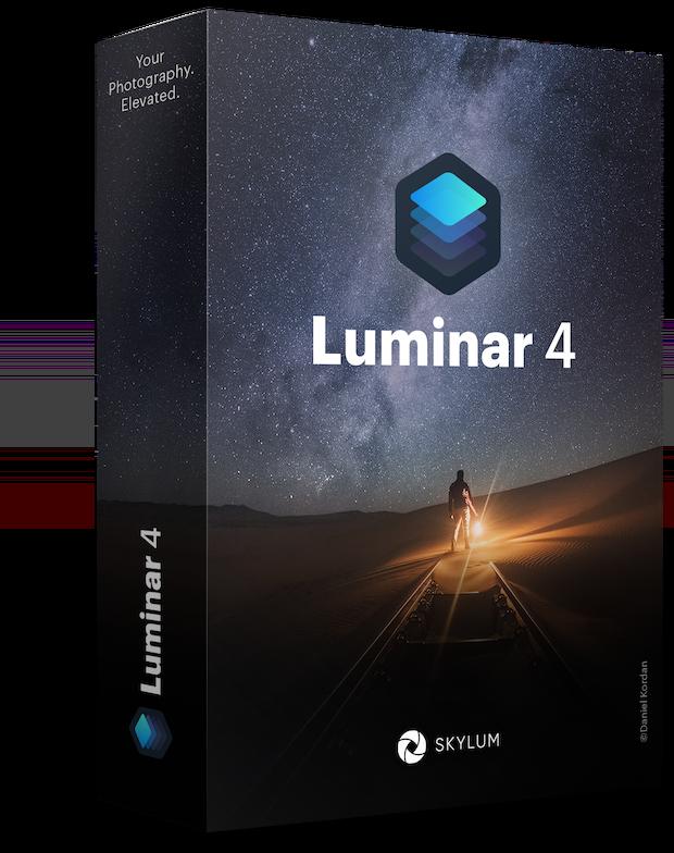 Luminar 4 software