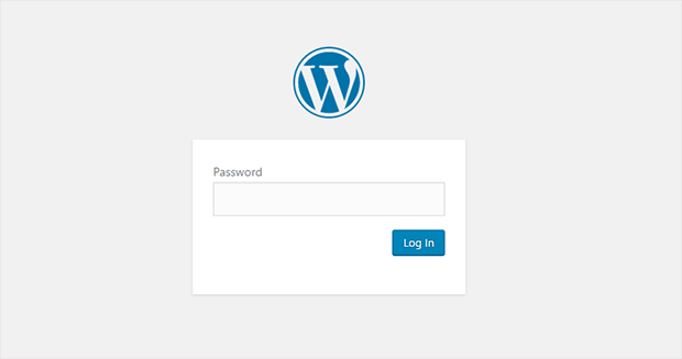 Proofing page in wordpress