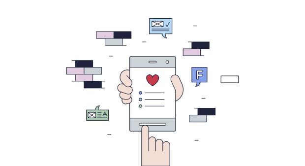 Social media vs dedicated websites