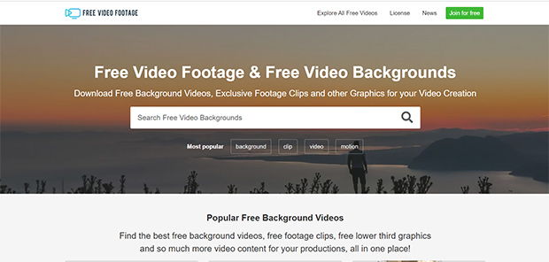 best stock photo and video sites free video footage