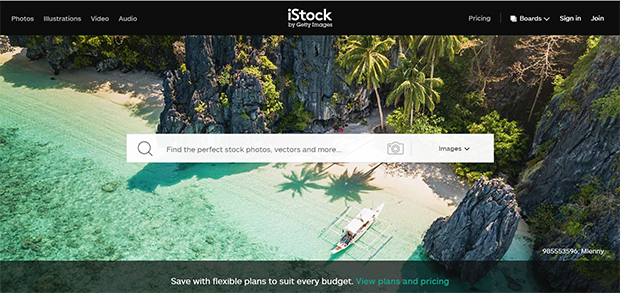 best stock photo and video sites istock by getty images