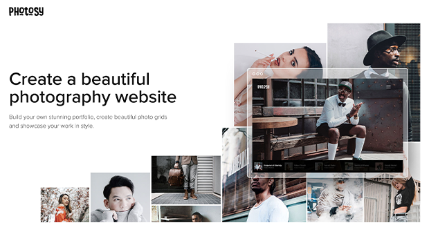 best photography wordpress themes photosy