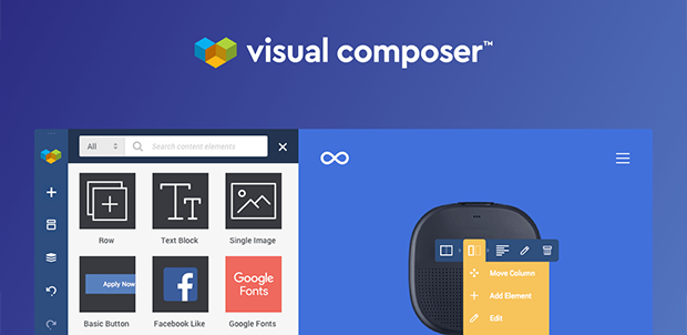 best wordpress design plugins for photographers visual composer