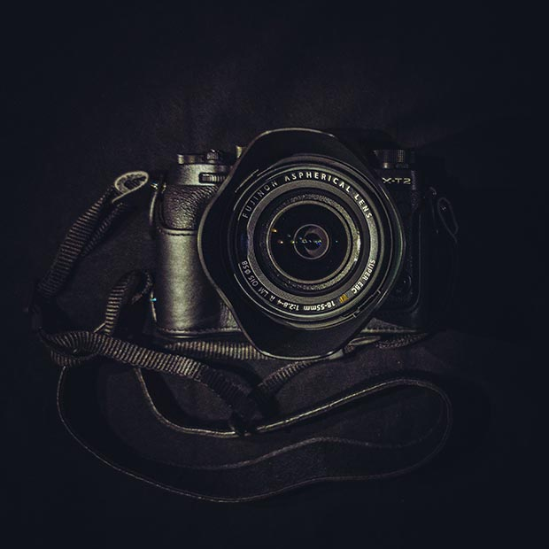 deciding which product photography services to offer