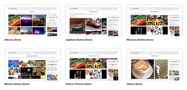 envira gallery demo