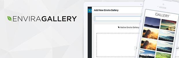 Envira Gallery plugin for WordPress