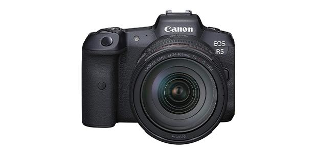 Best Mirrorless Cameras Canon EOS R5