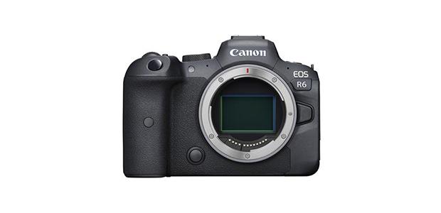 Best Mirrorless Cameras Canon EOS R6