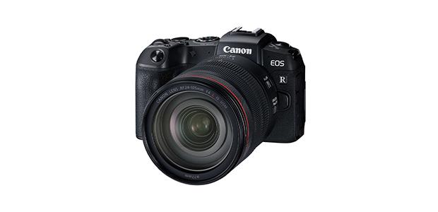 Best Mirrorless Cameras Canon EOS RP