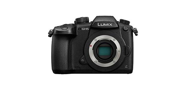 Best Mirrorless Cameras Panasonic Lumix GH5