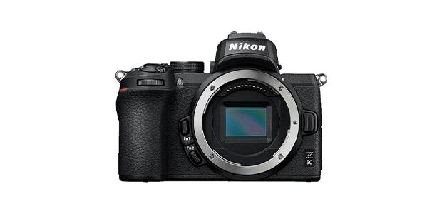 Best Mirrorless Cameras Nikon Z50