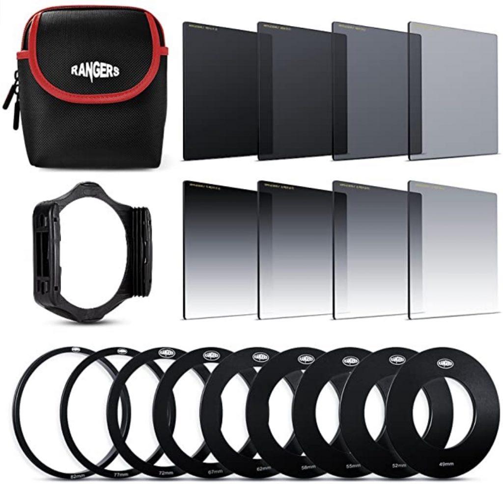 B+W High-quality UV lens filters