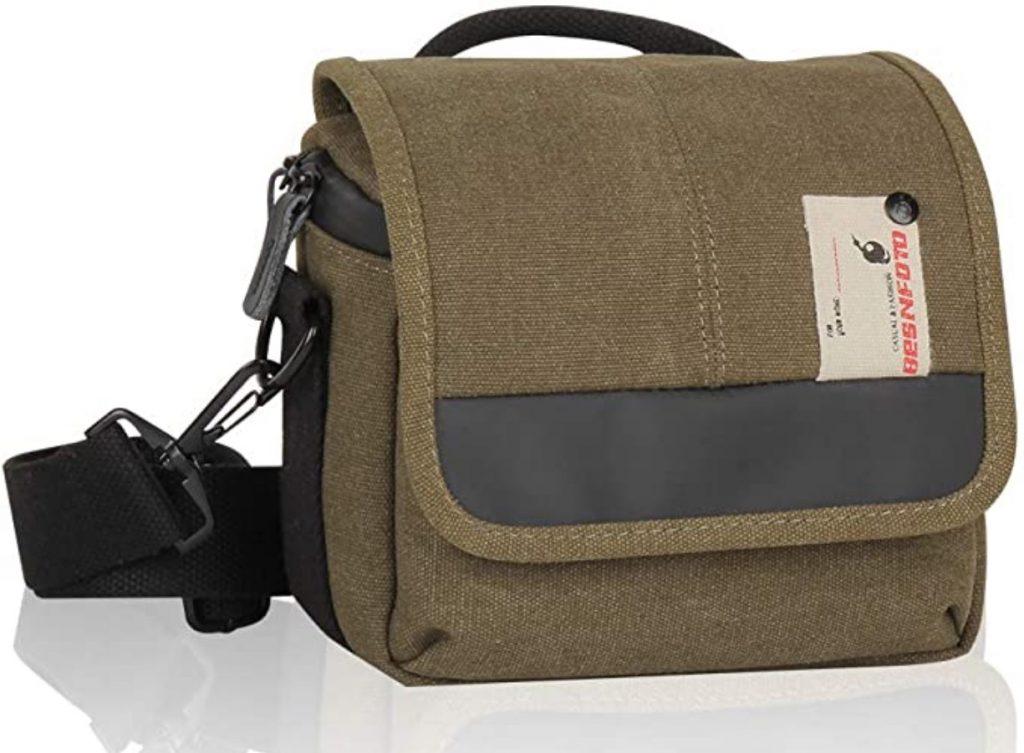 Satchel-style Camera Bag
