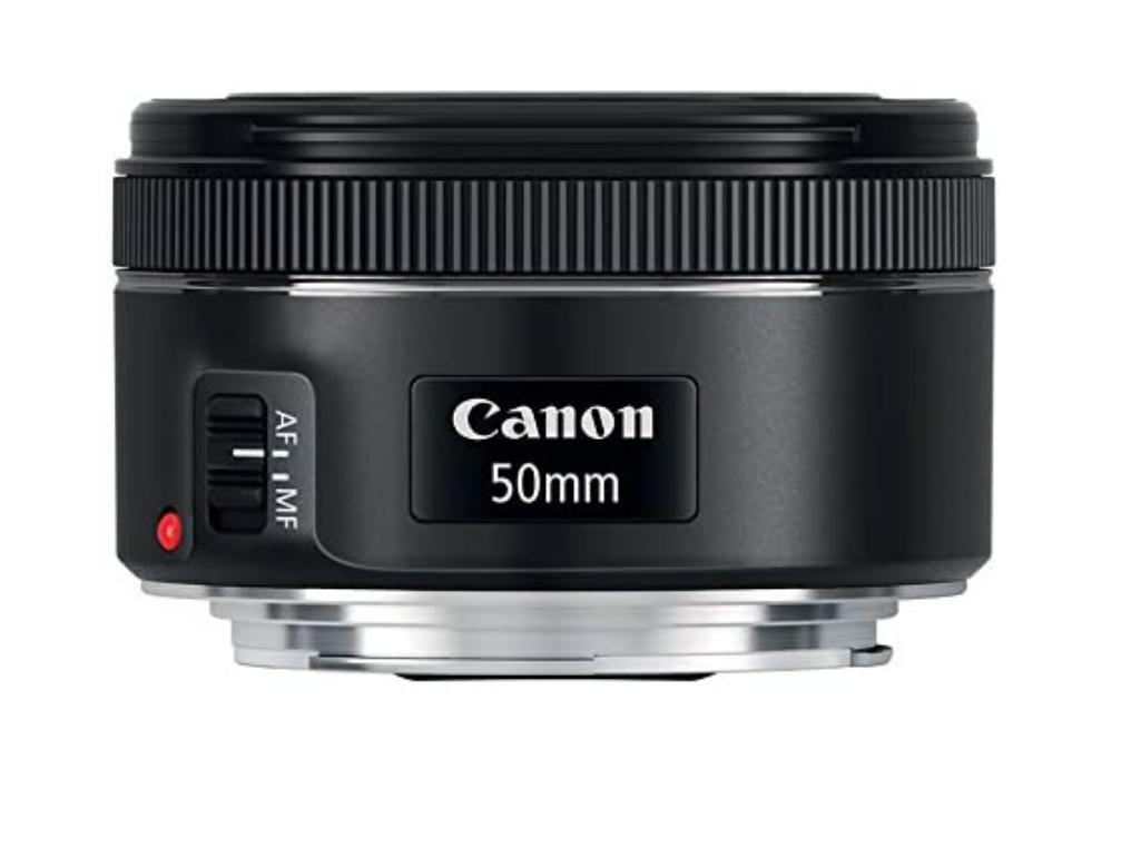 50mm f/1.8 Lens