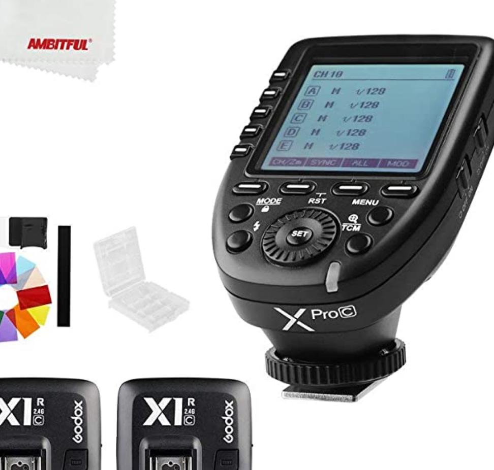 Godox XPro Remote Trigger System
