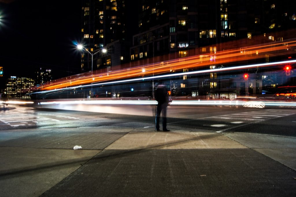 Getting To Grips With Shutter Speed