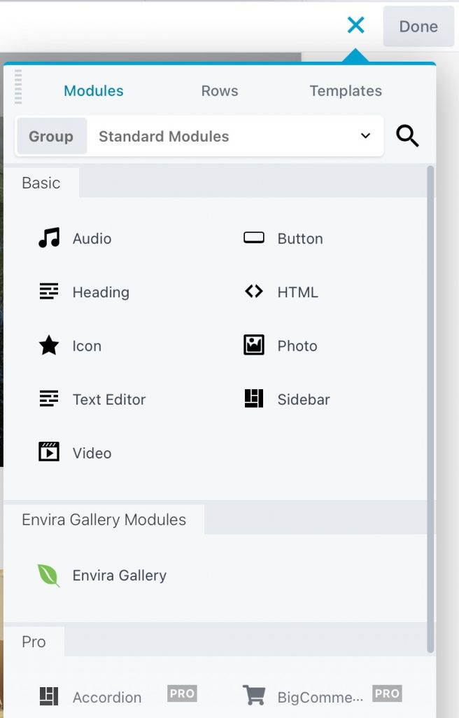 How to Embed an Envira Gallery in Beaver Builder