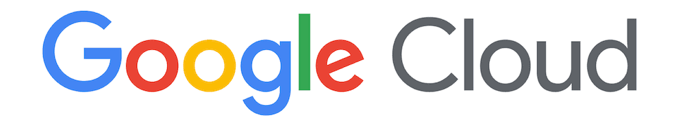 The Google Cloud logo.